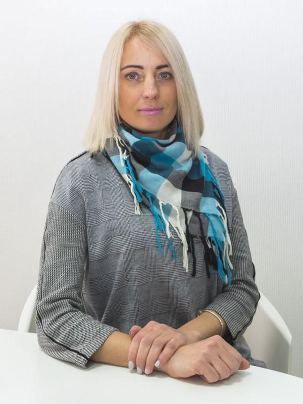 Михненко Лариса Юрьевна